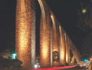 Acueducto queretaro arcos