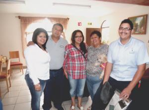 Bio-Casa Hogar La Providencia, niñas y adolescentes