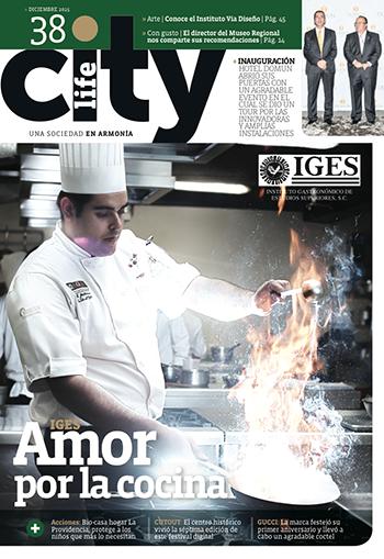 Por amor a la cocina edición 38
