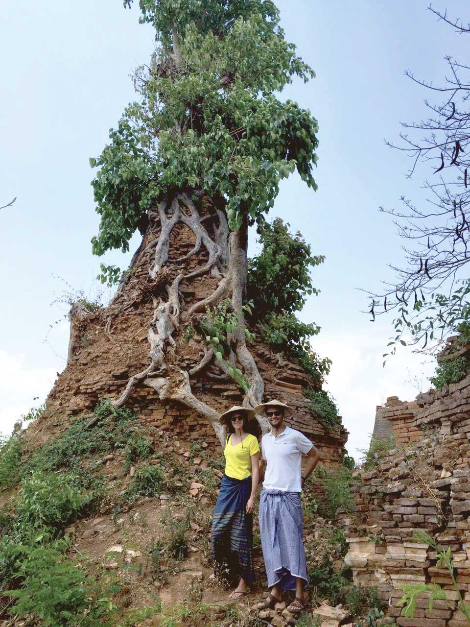 PARA CONOCER MYANMAR