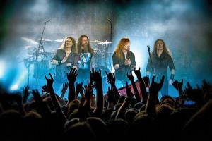 Megadeth-Australia2015