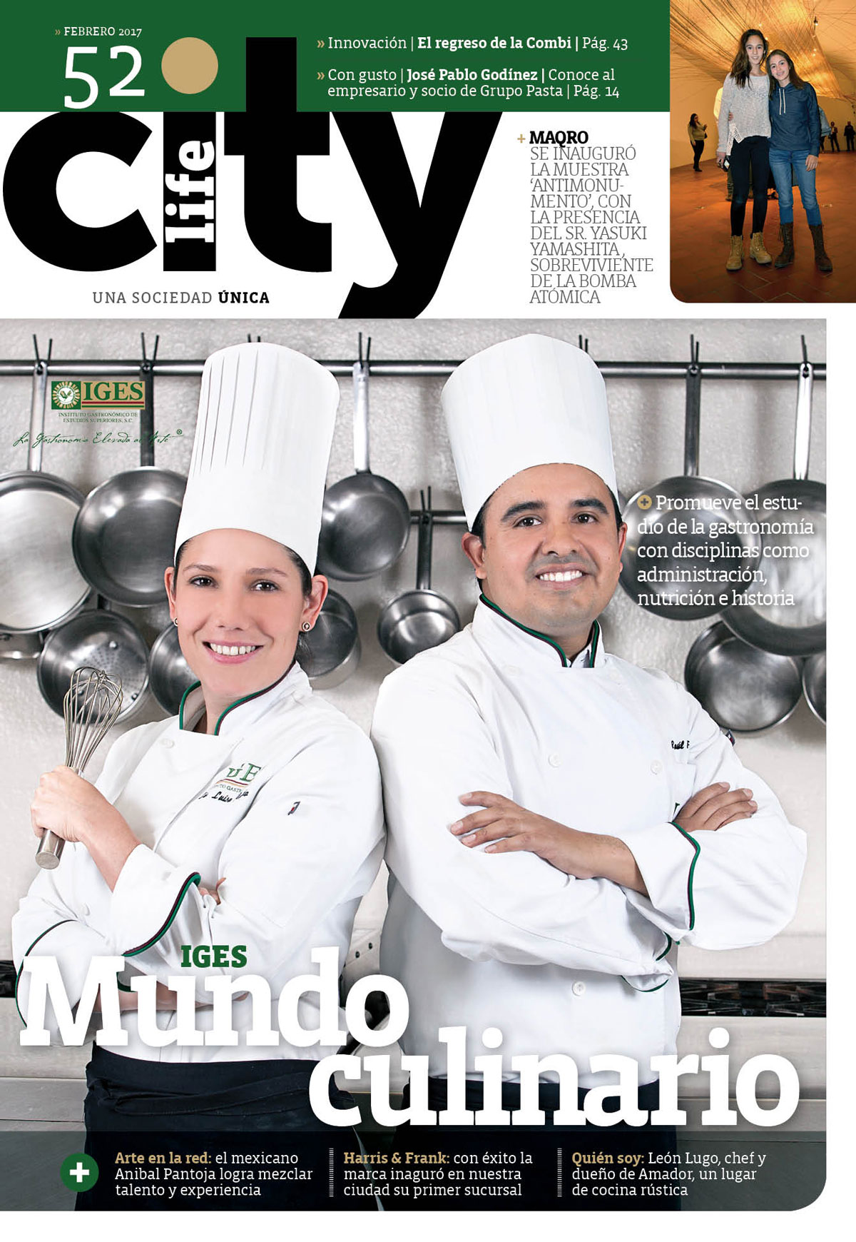 IGES Mundo culinario