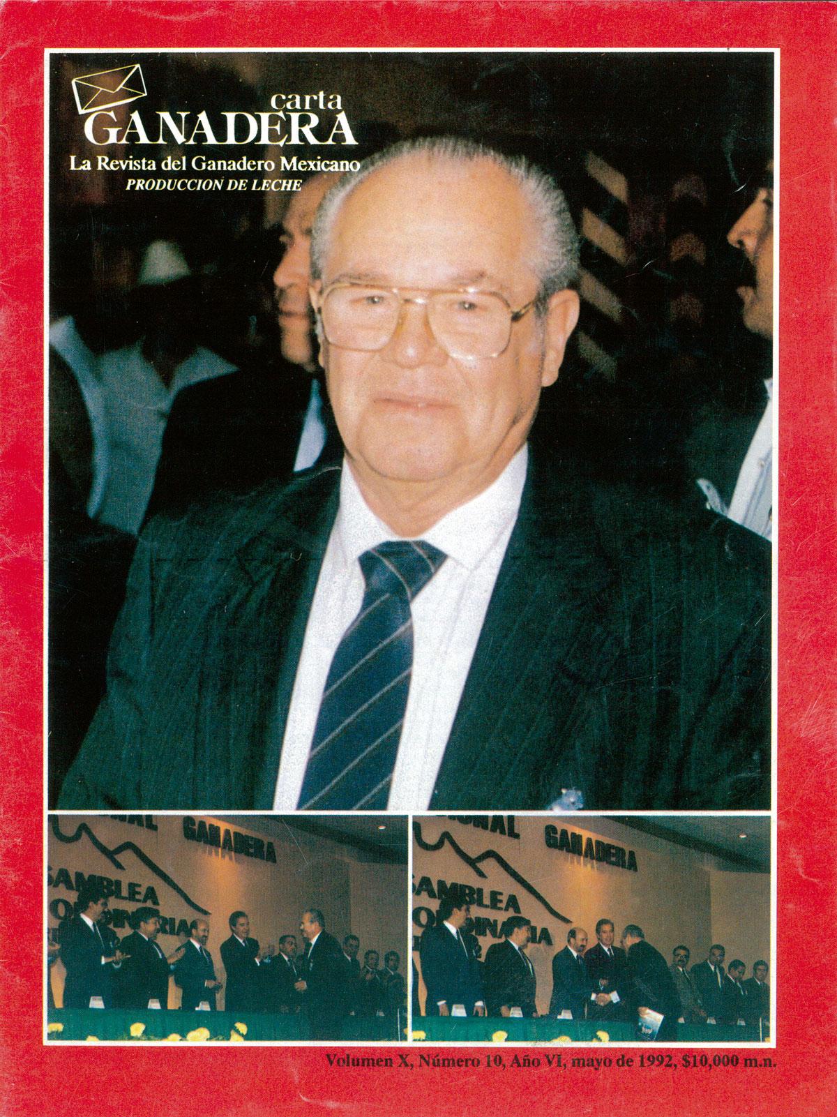 « LEYENDA DE LA GANADERÍA NACIONAL